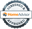 Screened & Approved on HomeAdvisor