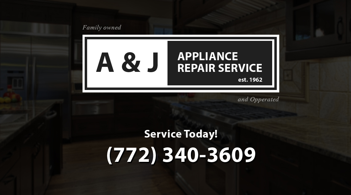 Port St Lucie Appliance Repair Service A Amp J Appliance